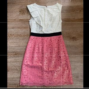 LILLY PULITZER • Lace Mini Dress